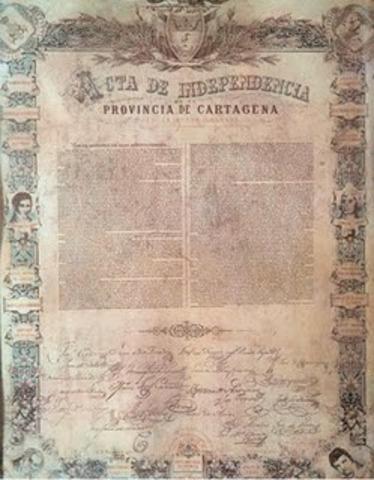 Cartagena estado libre
