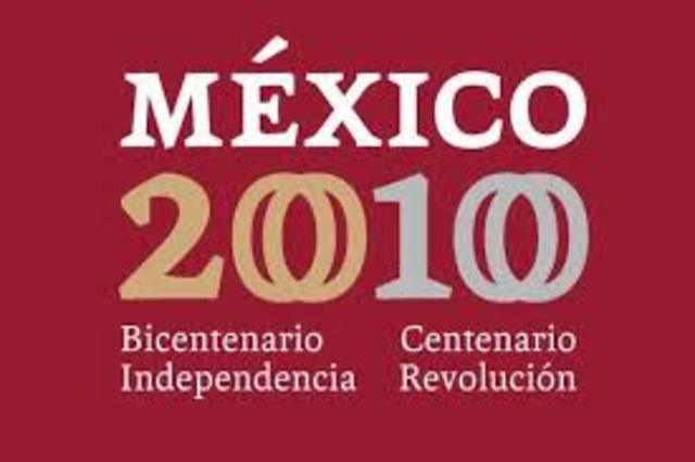 México celebra el bicentenario de su Independencia.