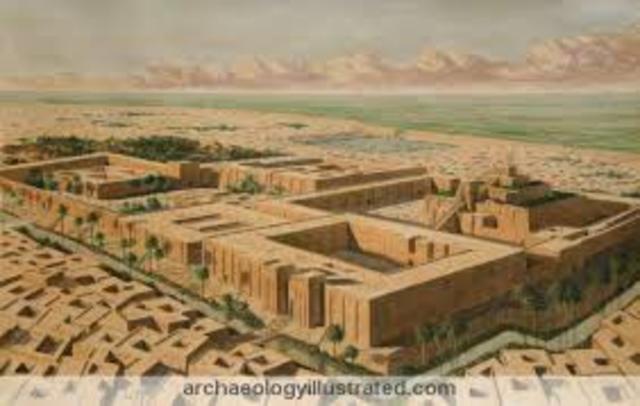Duración del Mesopotamia