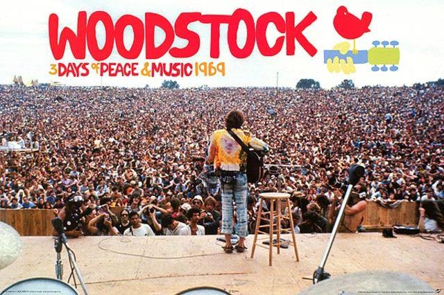 Anys 60's - Música Hippi