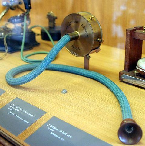 Teléfono de Bell