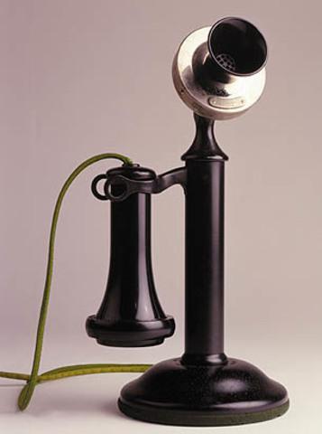 Invento del micrófono de carbón de Edison