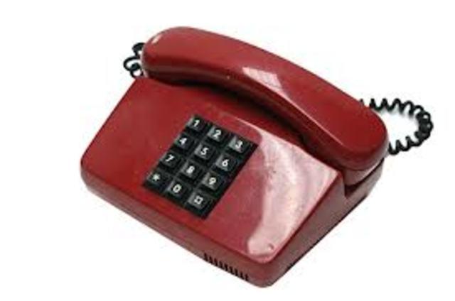 Teléfono de teclado Western Electric