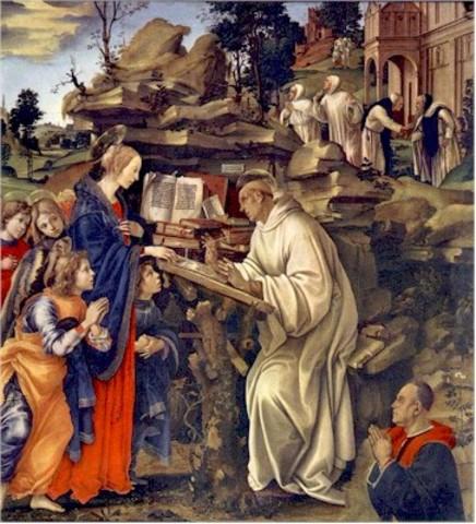 Fundacion de la orden del cister