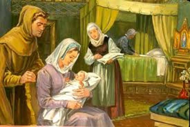 Nacimiento de San Francisco de Asis