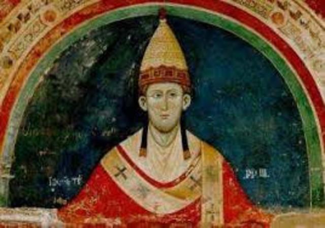 Inocencio III es elegido papa