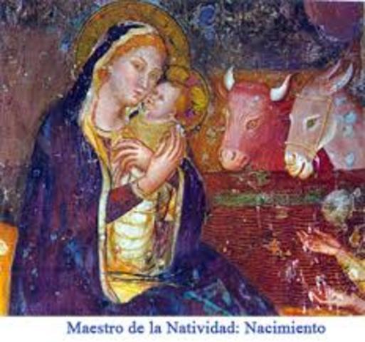 Nacimiento de San Alberto Magno