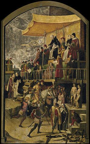 Fundacion de la inquisicion pontifica