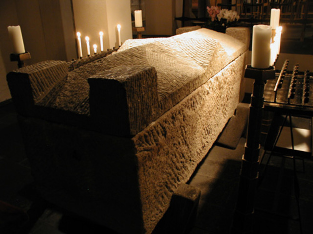 Muerte de San Alberto Magno