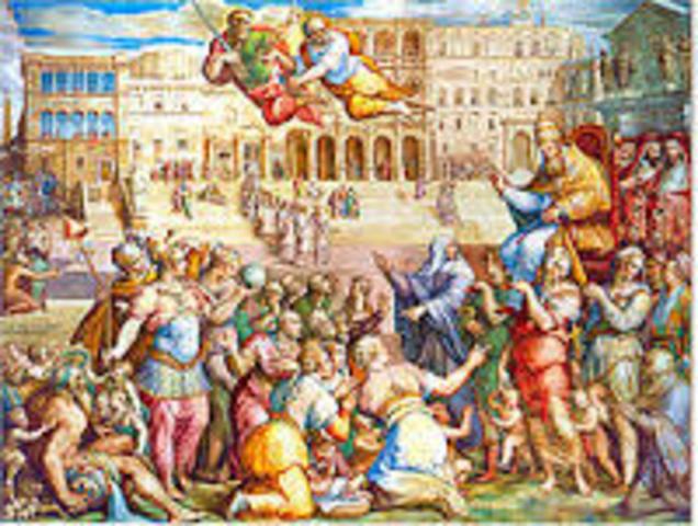 Gregorio Xl decide regresar a roma