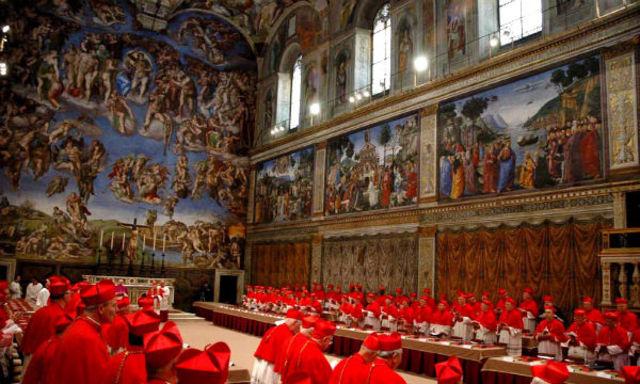 Doble elección papal / Inicio del gran cisma de Occidente