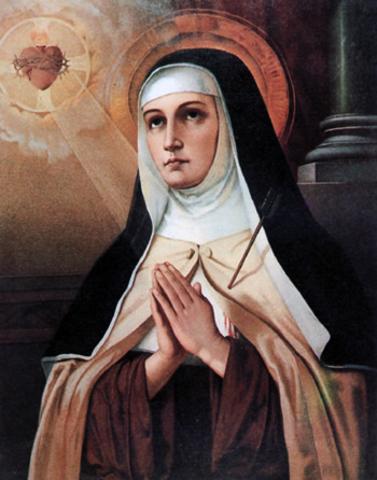 Nacimiento de Santa Teresa de Ávila