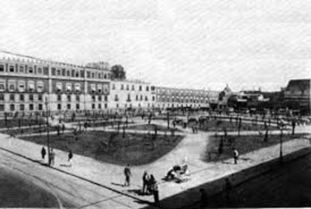 Segunda fase del concilio de trento,Fundacion de la universidad de Lima