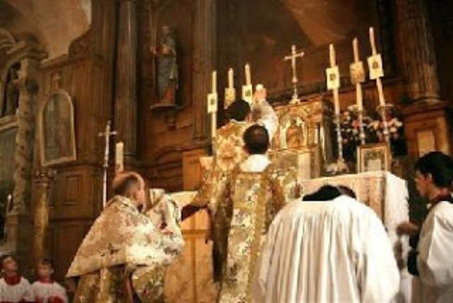 Profesión de fe Tridentina