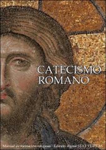Publicacion del catecismo romano y del breviario