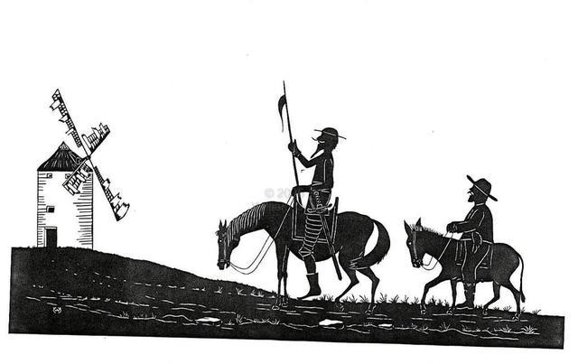 Publicación de la primera de Don Quijote de la Mancha