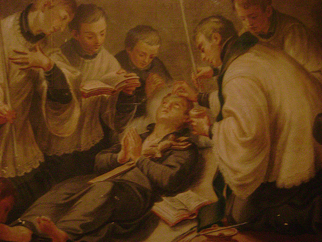 Muerte de San Toribio de Mogrojevo