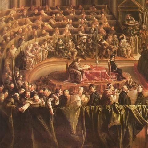 Condena de Galileo Galilei