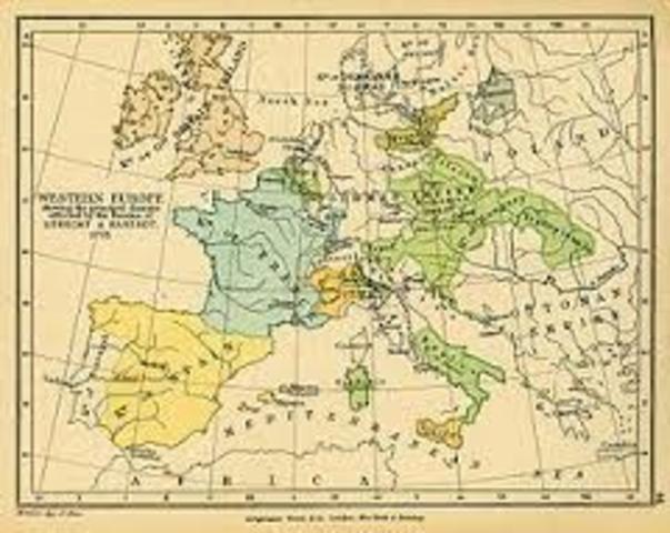 Tratado de Utrecht. Reformas de las leyes de indias