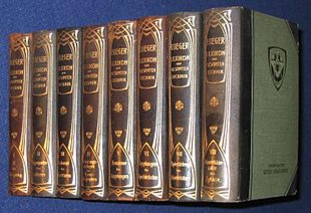 Se inicia la publicación de enciclopedia francesa