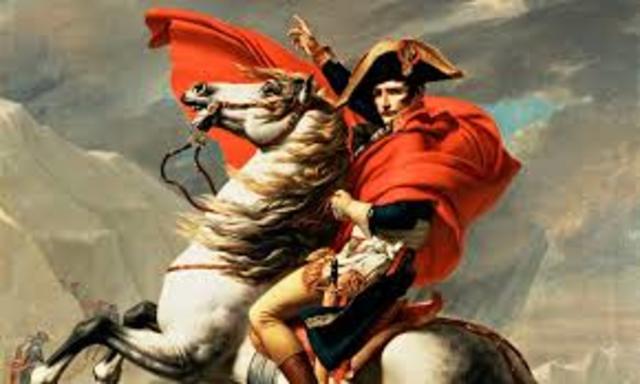 Napoleón conquista el poder