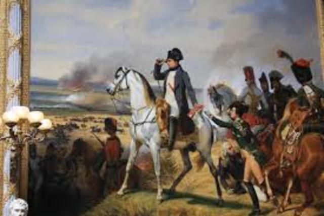 Fin del imperio napoleonico