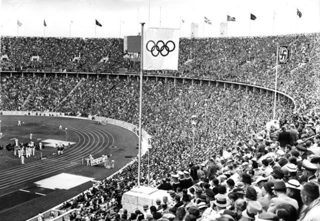 1936 Summer Olympics in Berlin