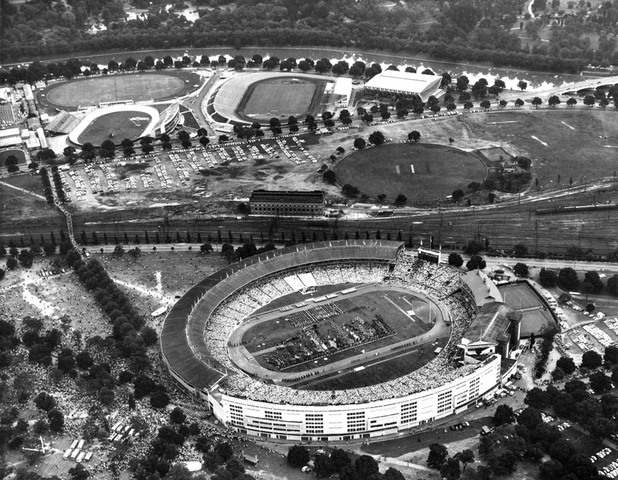1956 Summer Olympics in Melbourne