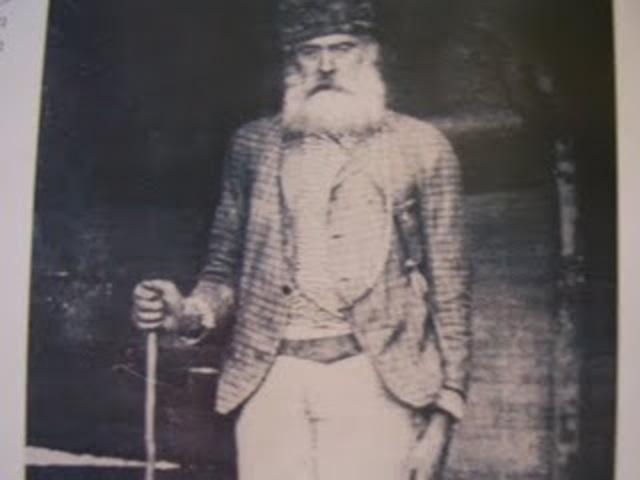 José Maria se instala em Taquaruçu