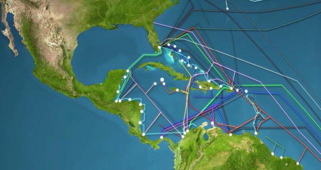 Honduras queda Comunicada