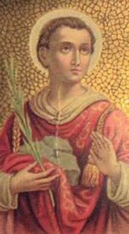 San esteban fue el primer martir