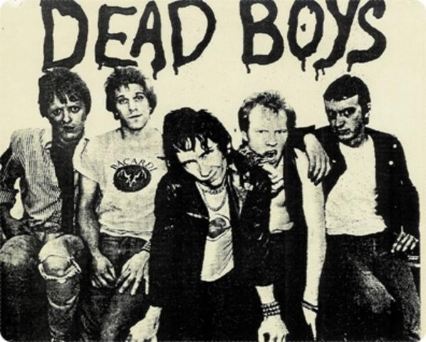 PUNK:  DEAD BOYS