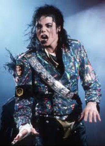MAIN STREAM:  Michael Jackson