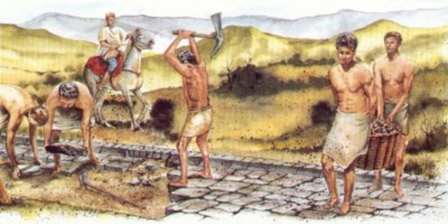 Desarrollo Romano