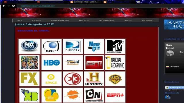 Television via Internet