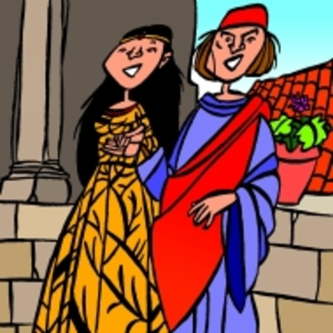 Matrimoni amb Blanca Picay