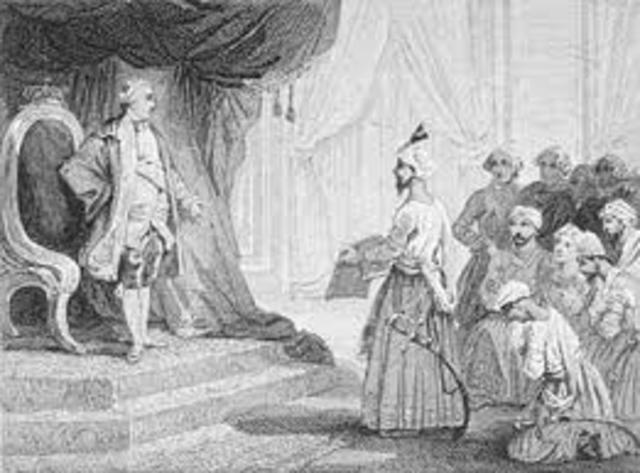 1763-El tratado de París