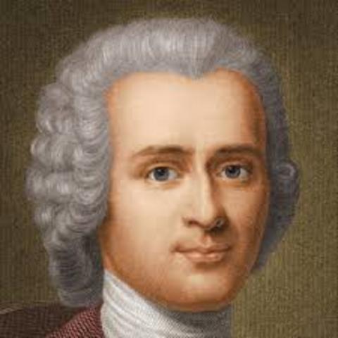 1782-Jean Jacques Rousseau