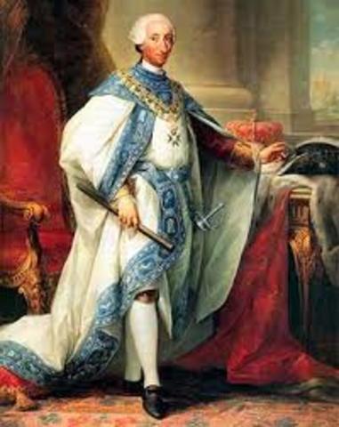1734-Recuperación de Nápoles