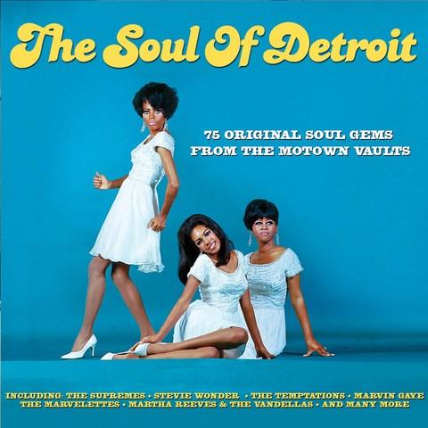 Anys 60's - Soul de Detroit