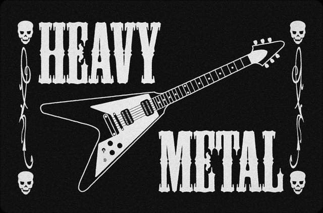 Anys 70's - Heavy Metal