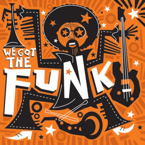 Anys 80's - Funk
