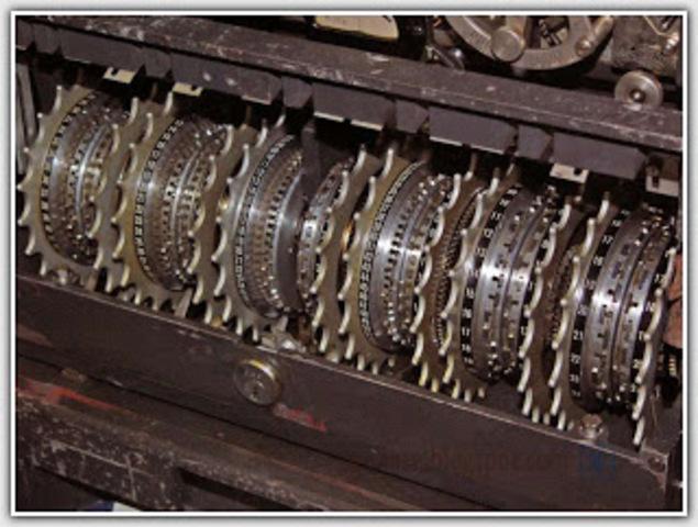 la primera computadora electrónica de propósito