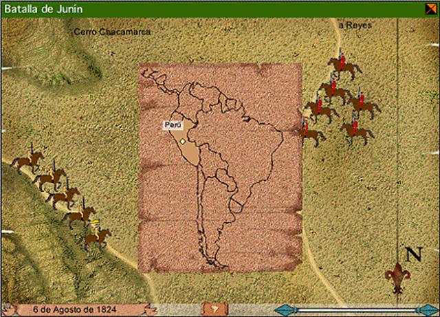 Batalla de Junín.
