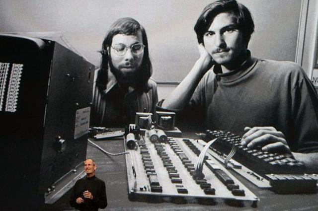 ¿Como se conocieron los creadores de Apple?