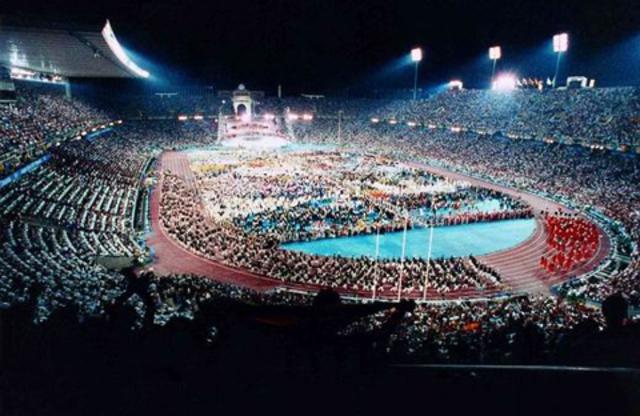 1992 Summer Olympics in Barcelona