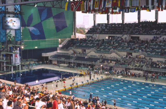 1996 Summer Olympics in Atlanta