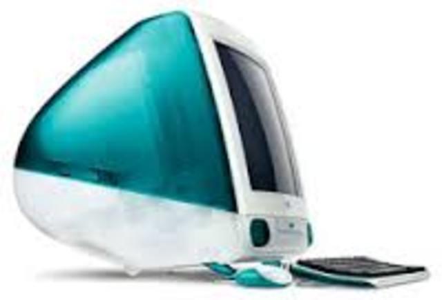 Apple tenia una nueva vision era el Imac
