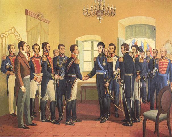 Presidencia de Bolívar.