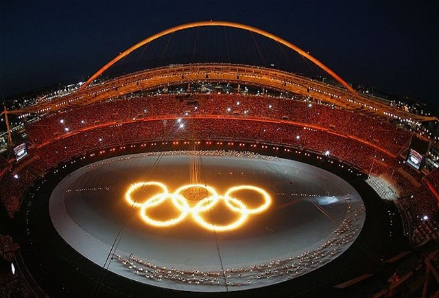 2004 Summer Olympics in Athens
